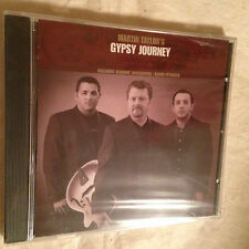 MARTIN TAYLOR'S CD GYPSY JOURNEY LANDSBERGER PETROCCA P3M007 2003 JAZZ
