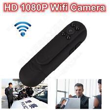 1080P Full HD Mini Camera DVR Police Body Bike Helmet Dash Cam Security Guard