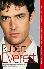 Red Carpets and Other Banana Skins by Rupert Everett (Paperback, 2007)