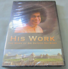 His Work: The Work of Sri Sathya Sai Baba - 2004 DVD Video Biography NEW/SEALED!