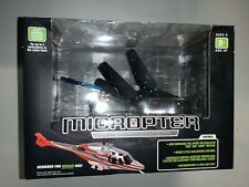 RC Helicopter- Propel RC Micropter Wireless Micro Helicopter Chrome