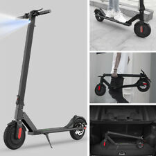 Adult Folding Eletric Scooter Lightweight 250W Motor Charger Kick Skateboard UK