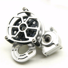 Transmission Case Center Gearbox for 1/10 RC Crawlers Cars Axial SCX-10 AX10