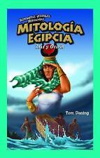 Mitologia Egipcia / Egyptian Mythology: Isis Y Osiris / Osiris and-ExLibrary