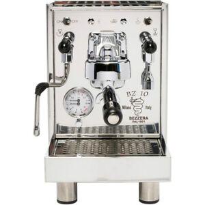 Bezzera BZ10 1 Group (Tank) Coffee Machine