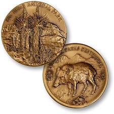 Big Bend National Park - Texas Bronze Challenge Coin