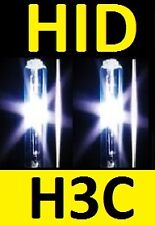H3C 1pr 35W 55W 70W HID Globes Bulbs - 2 yr warranty Melbourne seller any color