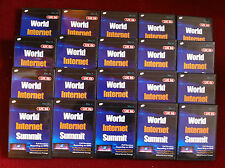 World Internet Summit UK 2006 - 20 DVD Set - Online Marketing Entrepreneur