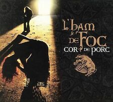 FREE US SHIP. on ANY 2 CDs! NEW CD L'Ham De Foc: Cor De Porc