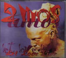 Amos-Let love live cd maxi single