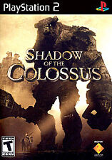 Shadow of the Colossus (Sony PlayStation 2, PS2, 2006) Complete Tested G-Hits
