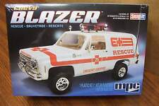 MPC SNAP-IT 1976 CHEVY BLAZER RESCUE 1/25 SCALE MODEL KIT