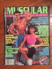 Muscular Development Magazine 1991