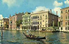 Old Postcard-Venezia-Ca D'Oro
