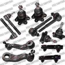 New Steering Kit Tie Rod End + Ball Joint (ON TYPE) For 4WD Truck Chevy, Gmc