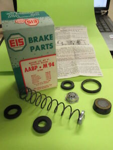 "1959 1961 1962 PONTIAC STAR CHIEF MASTER CYLINDER KIT 1"" BORE MK235 18G1230 USA"