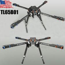 TL65B01 Tarot Iron Man 650 3K Carbon Fiber Fully Foldable Quadcopter Frame US