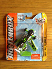 MBX SKY BUSTERS FREEWAY FLYER GREEN TATTY PACKAGING