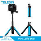TELESIN Mini Hand Selfie Stick Tripod For GoPro Hero 5 6 7 8 For DJI Osmo Action