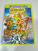 Scooby-Doo El Misterio del Faraon - DVD + Extras Español Ingles Region 2 - Am