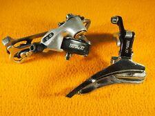 Shimano Deore XT Schaltwerk RD-M732 Umwerfer FD-M732 3x7 1989 Derailleur Set MTB