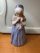 Royal Copenhagen # 1323 Girl From Bornholm Light Dress