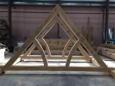 Green Oak Truss - Structural Roofs - Glazed Gables