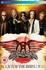 AEROSMITH - ROCK FOR THE RISING SUN-LIVE FROM JAPAN (DVD)   DVD NEU