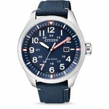 CITIZEN Herren - Armbanduhr Aviator AW5000-16L