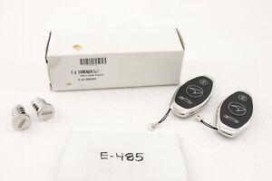 New OEM McLaren 570S 570GT 600LT 720S Key Fob PAIR with locks 14MA647CP Genuine
