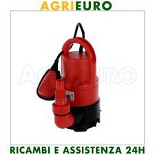 Pompa sommersa elettrica per acque sporche Valex ESP401S - elettropompa 400 W