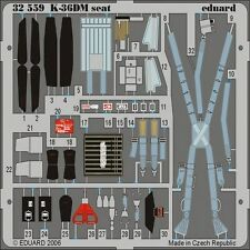 EDUARD MODELS 1/32 Aircraft- Mig29 Fulcrum K36DM Seat for TSM (Painted EDU32559