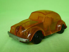 MADE IN JAPAN -  VW VOLKSWAGEN BEETLE - GLASS LOOK  - VERY OLD - GOOD CONDITION