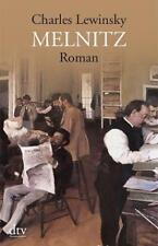 Melnitz von Charles Lewinsky - Roman - Bestseller (2007, TB)