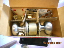 """Schlage A53PD6 Plymouth (Ply)  x 626 2-3/8"""" backset with T strike. NOS"""