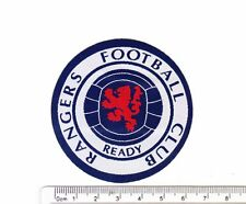 kiTki Scottish league Rangers FC soccer football team iron-on embroidered patch