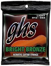 ️ GHS Bright Bronze Acustico 6pezzo(i) acciaio bronzato Chitarra