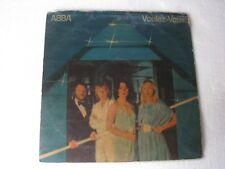 Abba Voulez-Vous LP Record World India-1523