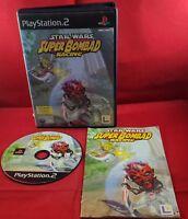 Star Wars: Super Bombad Racing (Sony PlayStation 2) VGC