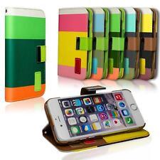 Handy Tasche für Apple Samsung Sony Flip Case Schutz Hülle Cover Handyhülle Etui