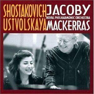 Shostakovich & Ustvolskaya PIANO CONCERTOS SACD VERSION
