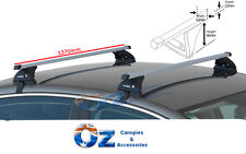 Ford Ranger PX Roof Rack Heavy Duty  XLT Roof Racks Crossbars 1370mm Pair NEW