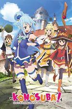 Poster KONOSUBA - Key Art (Manga/Anime) 61x91,5cm NEU 59150