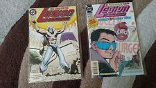 LEGION OF SUPER-HEROES #48 & #49 comics