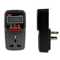 UT230C Multi-function Power Meter Socket Energy/Electricity Meter