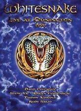 USED (GD) Whitesnake: Live at Donington 1990 (2017) (DVD)