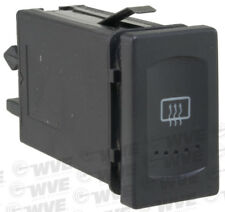 Rear Window Defroster Switch WVE BY NTK 1S7198 fits 97-98 VW Passat