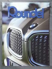 ROUNDEL BMW MAGAZINE 2012 NOVEMBER 328i GOLF R M6 M3 E92 E90 E46 E30 E36 F13 E24