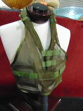 Military Army Surplus Microclimate Vest Air Conditioning Air Body Cooling Vest