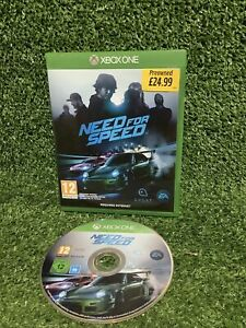 Need for Speed Microsoft Xbox One 2015 Europe